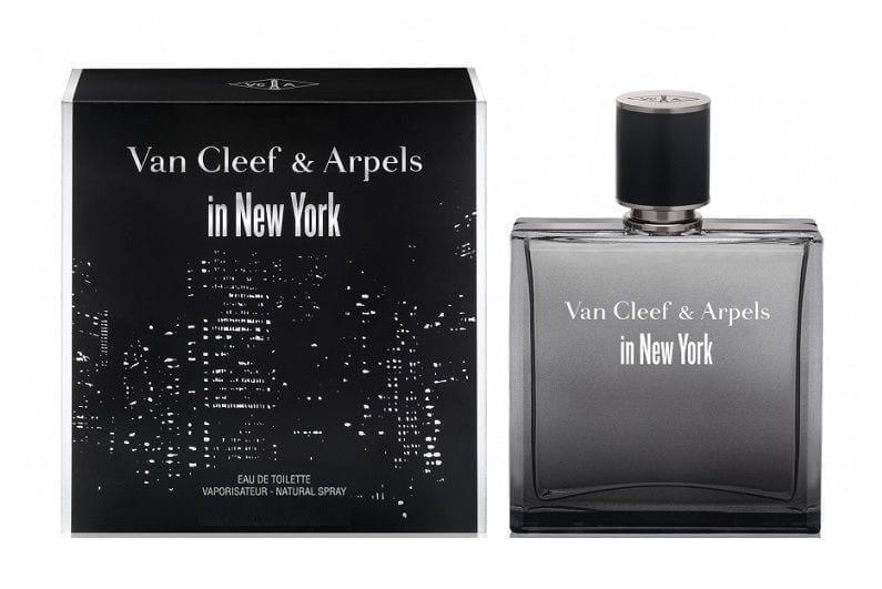 VAN CLEEF & ARPELS PERFUME IN NEW YORK 125ML